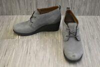 Dansko Cadee Nubuck 1621-949400 Shoes, Women's Size 9, Gray