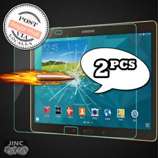 2 X Tempered Glass Screen Protector for Samsung Galaxy Tab 2 Tab2 10.1 GT-P5113