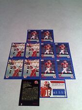 *****Allen Pitts*****  Lot of 20 cards.....3 DIFFERENT / Football / CFL