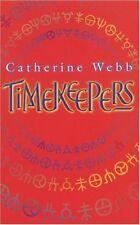 Timekeepers By Catherine Webb