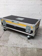 More details for universal storage trunk flight case with castors - ex demo #004