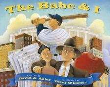 The Babe & I Adler, David A. Hardcover
