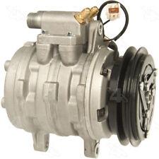 A/C Compressor-New Compressor 4 Seasons 78312