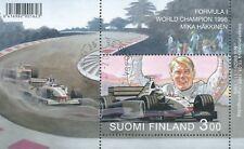 Finland 1999 Used Mika Hakkinen Formula One Champion 1998 F1 McLaren Racing