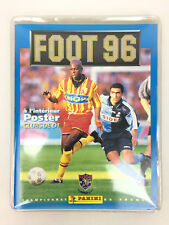 Foot 96 1996 Album Panini Set Complet Neuf Sous Blister Rigide / Brand New