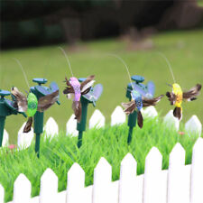 Outdoor Dancing Flying Butterfly Solar Powered Garden Yard Path Decoration Gifts