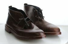 U52 MSRP $250 Men's Size 10.5M Cole Haan Tyler Brown Leather Chukka Boots