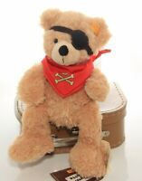 Steiff Bears*Teddy Bear **Pirat**FYNN in suitsase 28 cm*-ean 672828