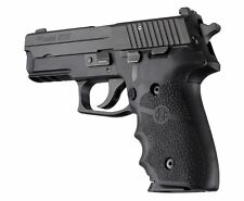 Sig Sauer P228, P229 and M11-A1 Finger Groove Grip Black 28000