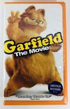 Garfield the Movie (VHS, 2004) Rated PG Subtitulos en Espanol