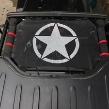 SunShade Bikini Soft Top Mesh Cover For 2007-2017 Jeep Wrangler JK JKU 2-4Door