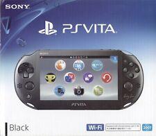 Sony Playstation Vita - PS Vita - New Slim Model PCH-2007 Black NEW