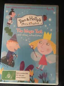 Ben And Holly's Little Kingdom - The Magic Test DVD 2014 Region 4