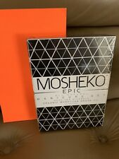 New Mosheko Epic Manicure Set Dead Sea Minerals Moroccan Argan Oil- Sealed-$10