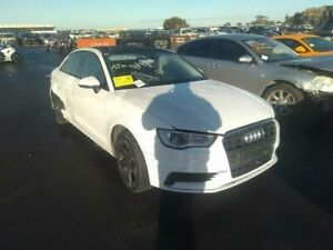 Wrecking audi a3 8v 2016Sunroof airbag seat doors trunk bumper Mirror lights