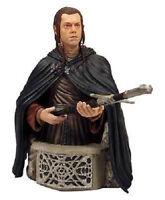 LOTR ELROND mini bust/statue- Lord of the Rings-HUGO WEAVING-Peter Jackson-NIB
