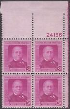 Scott # 988 - Us Plate Block Of 4 - Samuel Gompers - Mnh - 1950
