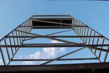 CUSTERS Corona Alu-Rollgerüst 70-250, Fahr-Gerüst bis 10,30 m, TÜV/GS, Rüstung