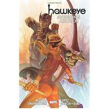 Hawkeye: Avenging Archer, Jim McCann, Duane   Swierczynski, New, Paperback