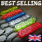 BEST Personalised FROZEN KEYRING KEYCHAIN GIFT ANY NAME SCHOOL BAG TAG LASER WOW <br/> 15000+ SOLD !!!⭐⭐⭐⭐⭐ BEST QUALITY ⭐⭐⭐⭐⭐ PREMIUM SELLER