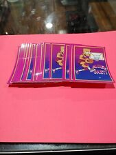 Air Bart Simpson Lot Of Cards 25