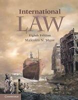 International Law by Malcolm N. Shaw (Paperback, 2017)