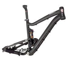 Diamondback 2013 Sortie Bike Full Suspension Frameset, Black, XL 21in