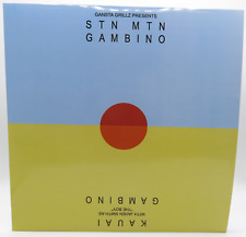 Childish Gambino - STN MTN Imported Vinyl Record Limited Edition Clear Mint RARE