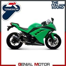 Exhaust Termignoni Carbon Kawasaki Ninja 300R 2012 > 2017