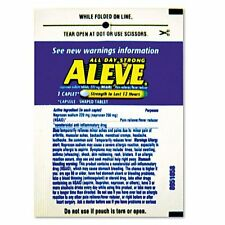 Lil' Drug Store Aleve Medicine - Fever, Arthritis, Headache, Toothache, Muscular