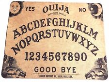 OUIJA BOARD MOUSE PAD non slip rubber backed ghost occult spiritualism goth