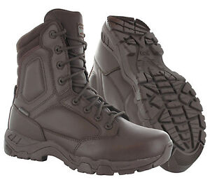 Magnum Viper Pro 8.0 Waterproof Brown MOD Army Cadet Police Mens Boots UK3-14