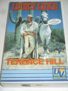 UV - Lucky Luke - VHS/Western-Komödie/Terence Hill/Marketing Film