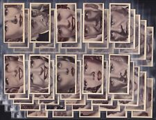 """ARDATH, WHO IS THIS (FILM STARS) SET OF 50 ISSUED IN 1936 """"VG/EXCELLENT"""""""