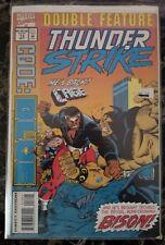 Marvel Double Feature #13 - Thunderstrike / 1st App of Bison (Marvel, 1994) VF-