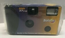 Solaris 800 Disposable Single Use Film Camera 27 Exposures New
