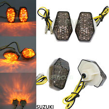 Smoke Turn Signals Light For Suzuki GSXR 750 2000 01 02 03 04 2005 GSXR 600 1000