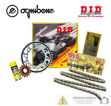 SET TRANSMISSION CHAÎNE ENGRENAGE E PIGNON DID ORIGINAL BMW F800GS 2008/2009