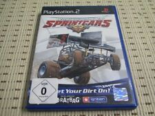 World of Outlaws Sprint Cars für Playstation 2 PS2 PS 2 *OVP*