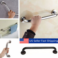 Bathroom Bath Shower Mobility Support Wall Grab Tub Bar Safety Handle Towel Rail
