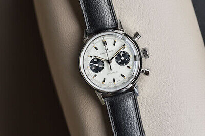New Hamilton Intra-matic H Chronograph Mechincal Leather Strap H38429710 40mm
