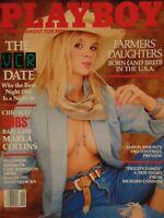 Playboy September 1986   Marla Collins Willa Cather Rebekka Armstrong   #1184+