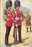 Postcard The Military Art of Harry Payne, The Irish Guards #17-1