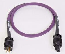 Analysis Plus Power Oval Ten  10AWG IEC 120v 15A Power Cable 4 foot