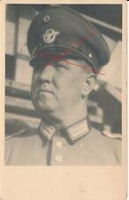 Nr 13677 Porträt Foto PK  Deutscher Polizei Soldat