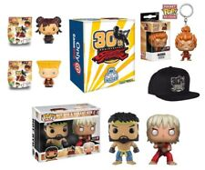 POP! Games: Street Fighter 30th Anniversary 2-Pack Brand New EB Games Exclusive