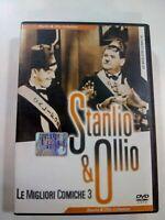 Stanlio & Ollio Le migliori comiche Volume 03 DVD