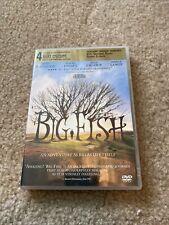 Big Fish - Dvd - Very Good