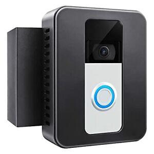Anti-Theft Video Doorbell Door Mount, Doorbell Holder for Apartment Door, Ring