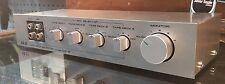 Vintage AKAI DS-5 Tape Deck Selector, With Dubbing/Monitor, 3 Tape 1 Amp, Silver